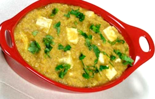 Red Lentils With Soup picture