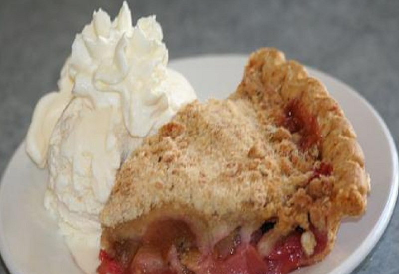 Rhubarb Delight picture