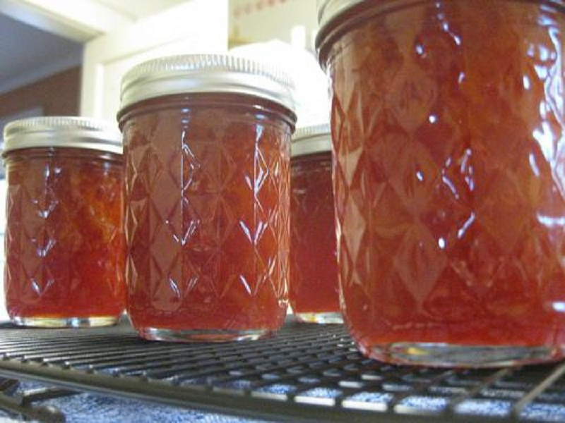 Rhubarb, Orange And Ginger Marmalade picture