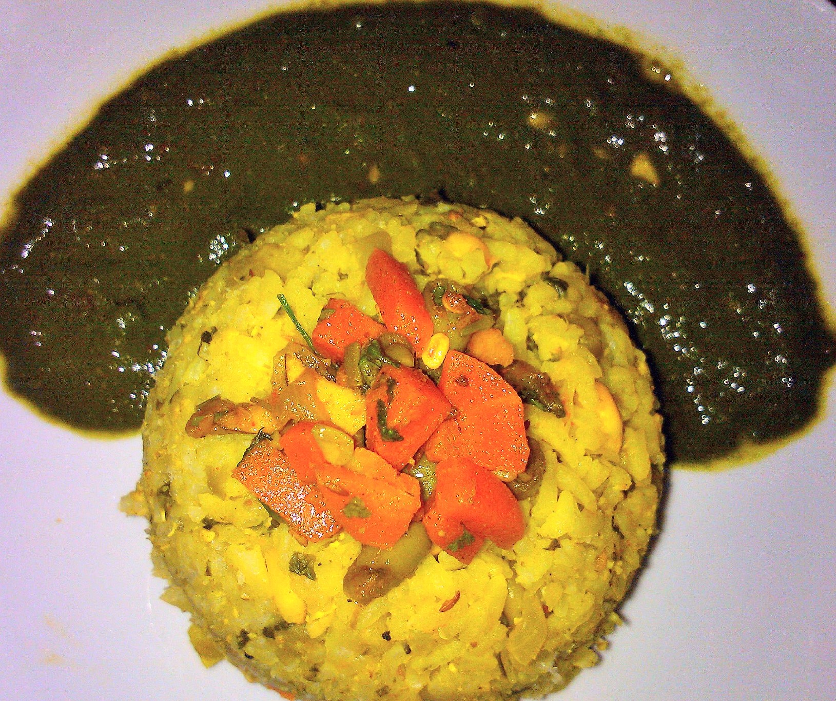 Mixed Vegetable Rice picture
