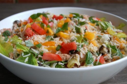 Rice Salad Primavera picture