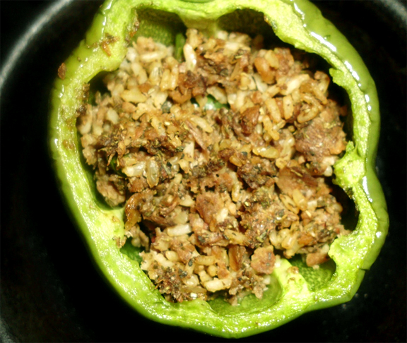 Stuffed Pepper Appetizers picture