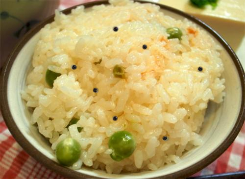 Rice With Peas picture