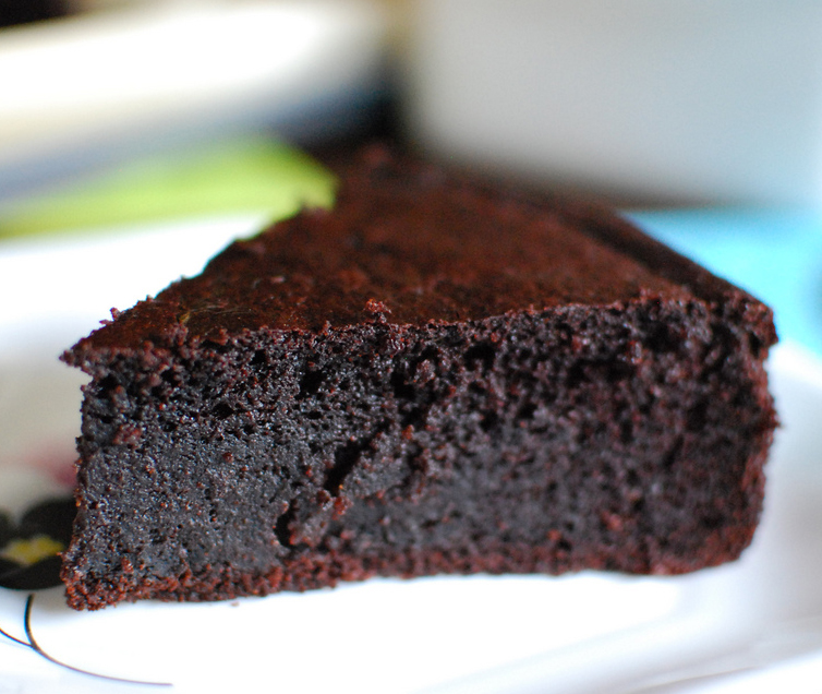 Rich Chocolate Cake picture