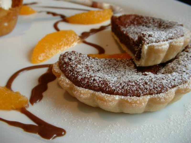 Chocolate Tartlets picture