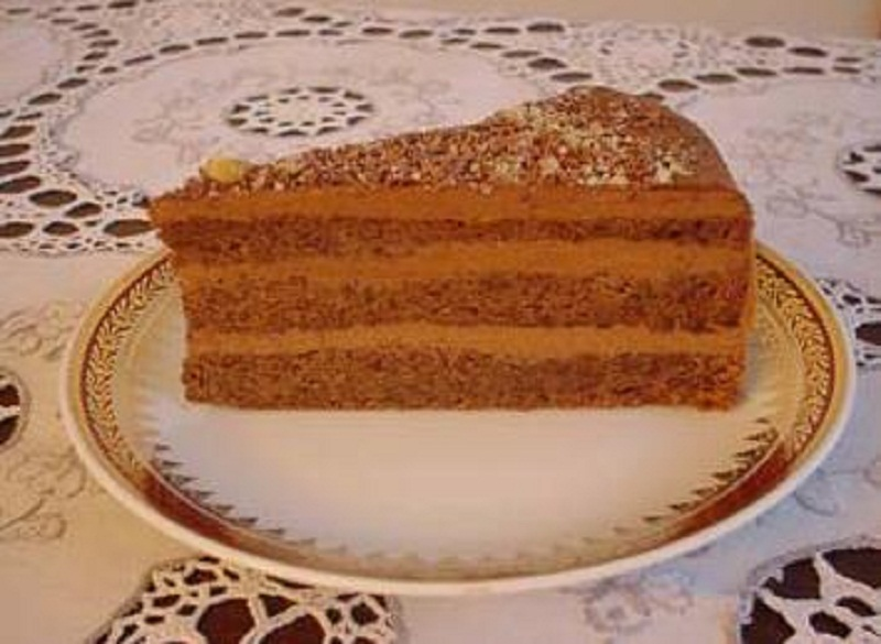 Rich Walnut Torte picture