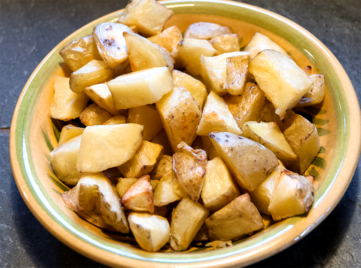 Roast Potatoes picture