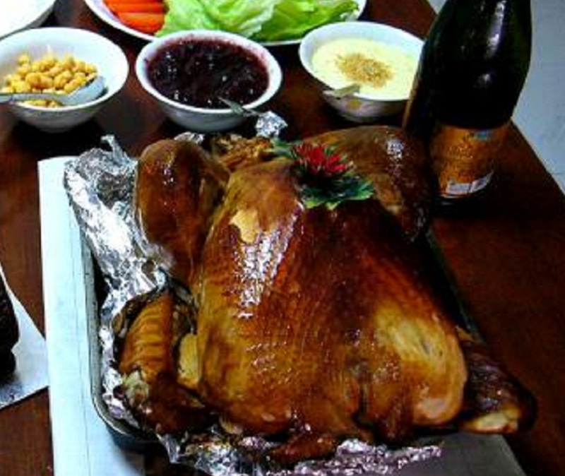 Roast Turkey In Foil picture