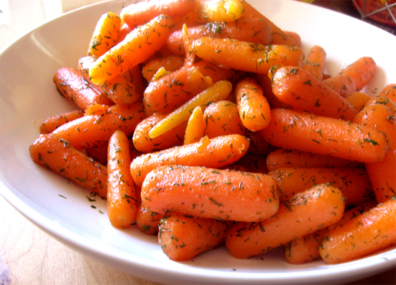 Roasted Carrot picture