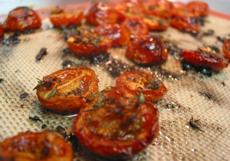 Roasted Fresh Tomatoes picture