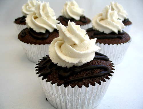 Root Beer Float Cupcakes picture