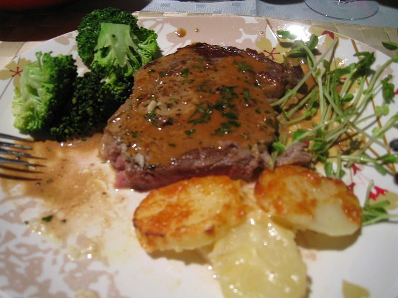 Ranch Round Steak picture
