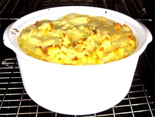 Rude Boy Fish Pie picture