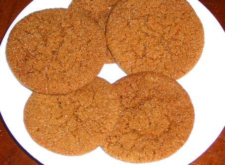 Rye Honey Cookies picture