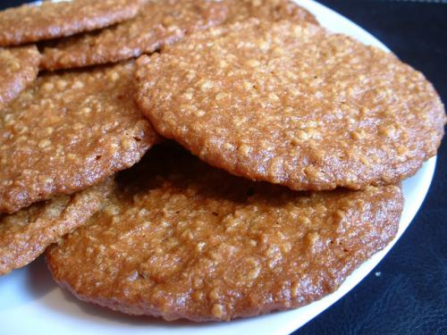 Rye Wheat Biscuits picture