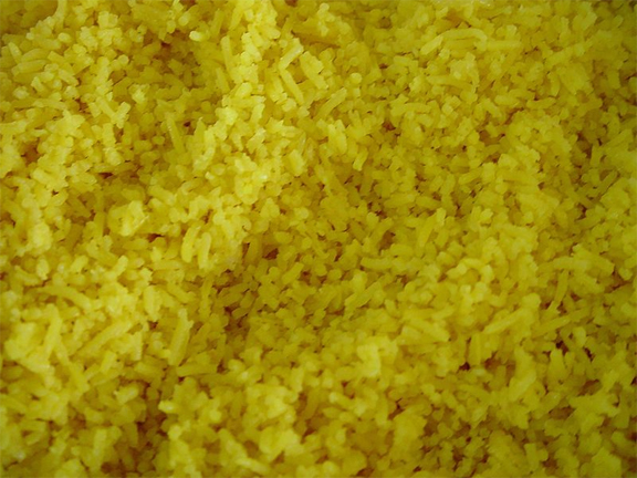 Saffron Rice Pilaf picture