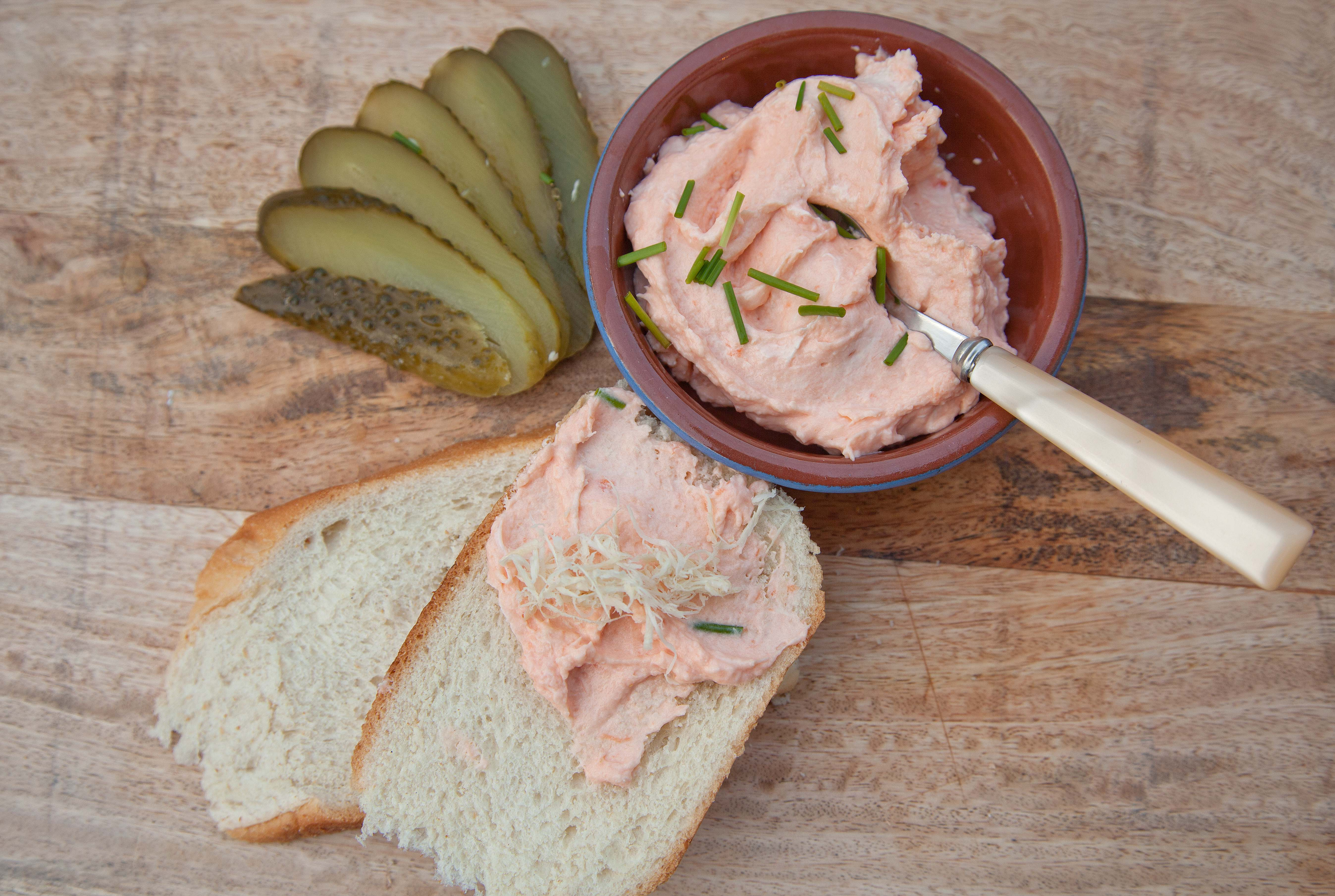 Smoked Salmon Pate picture