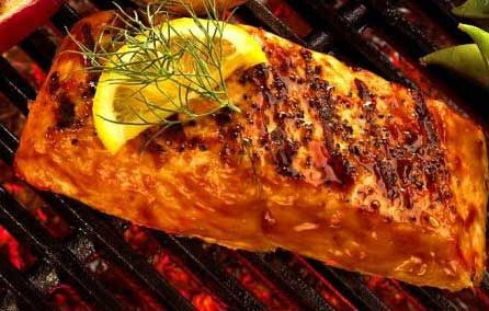 Grilled Salmon picture