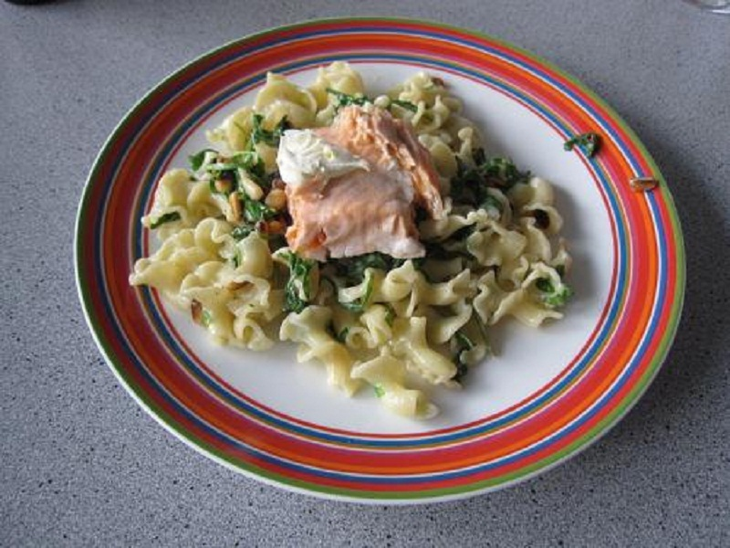 Salmon and Fennel picture