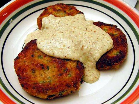 Asian Style Fish Cakes picture