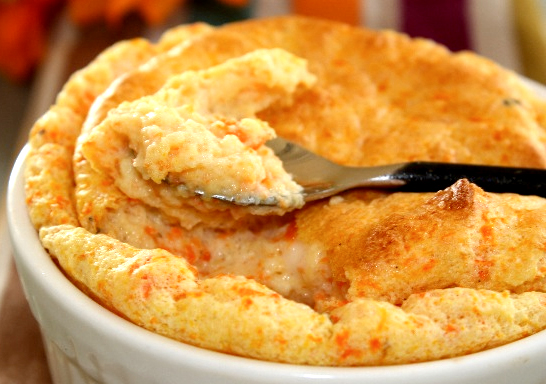 Salmon Souffle picture