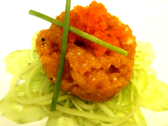 Salmon Tartare picture