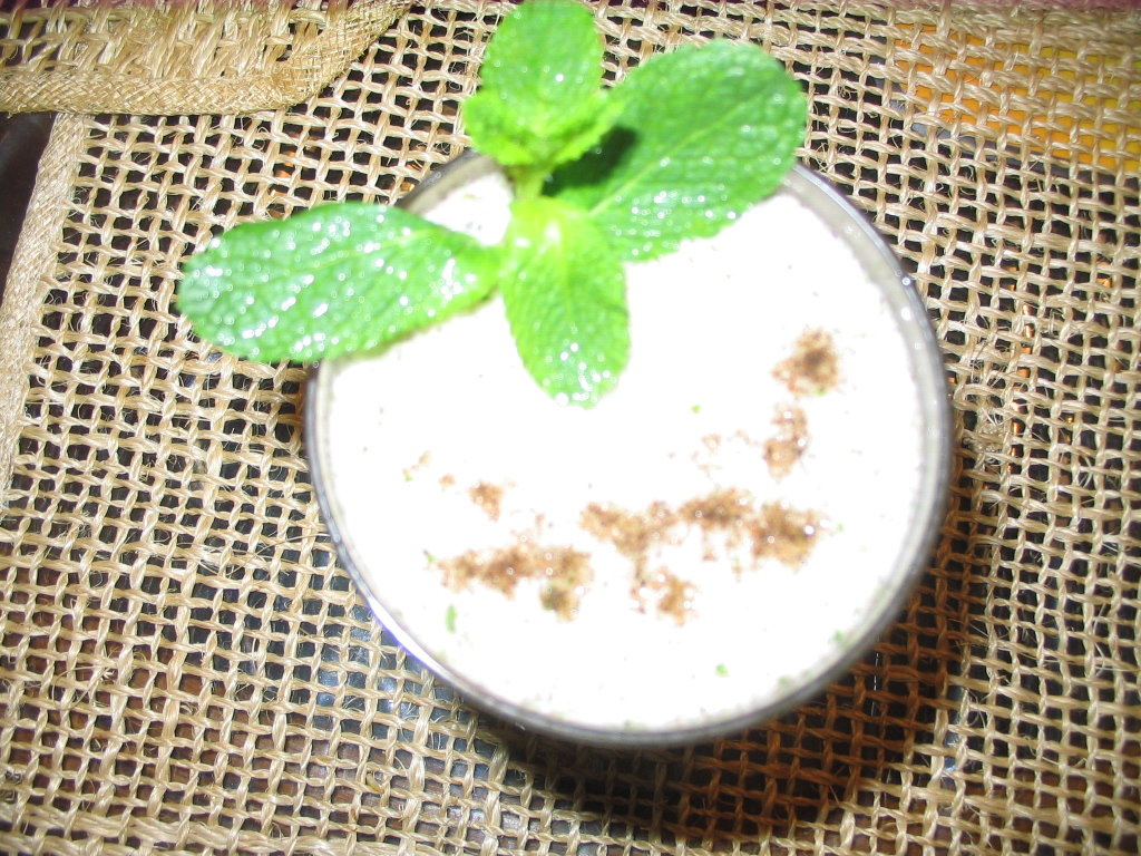 Salted lassi by Chef Sonali picture