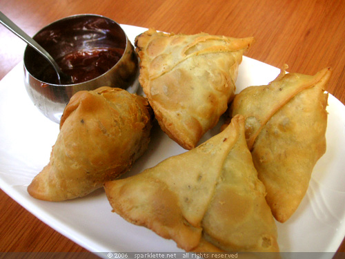 Samosa picture
