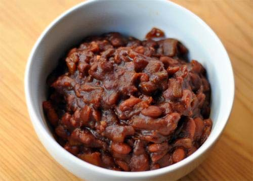 Saucy Baked Beans picture