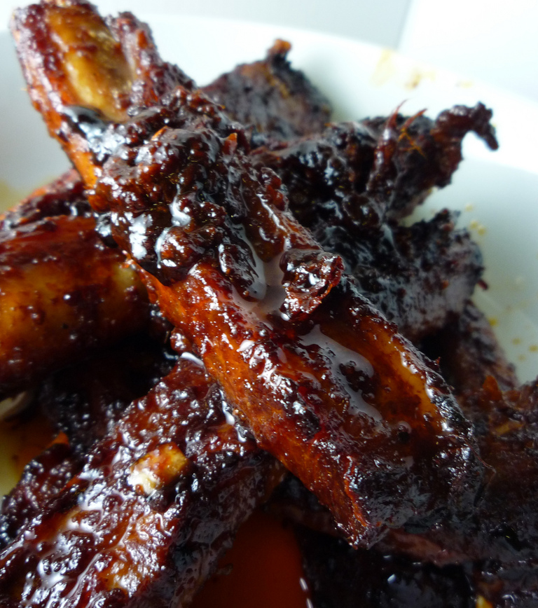 Saucy Spareribs picture