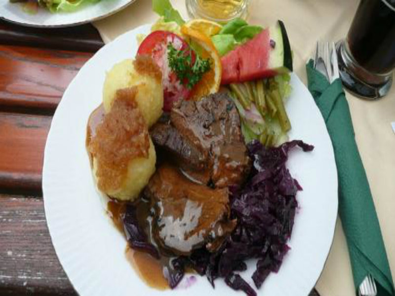 Easy Red Wine Sauerbraten picture