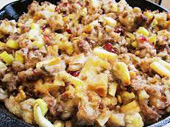 Sausage and Apple Wine Stuffing Recipe
