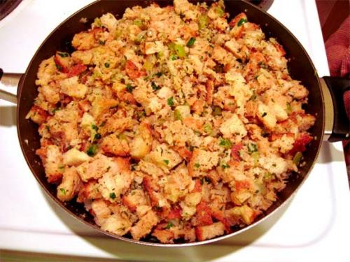 Sausage Stuffing picture