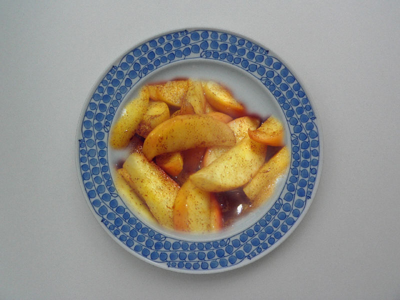 Sauteed Apples picture