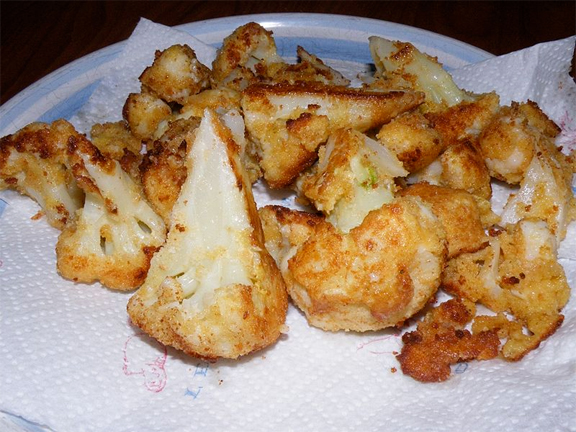 Sauteed Cauliflower picture