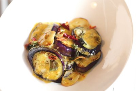Sauteed Eggplants picture