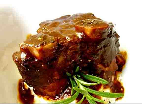 SAVORY BRAISED SHORT RIBS picture