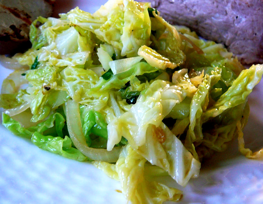 Savory Cabbage picture