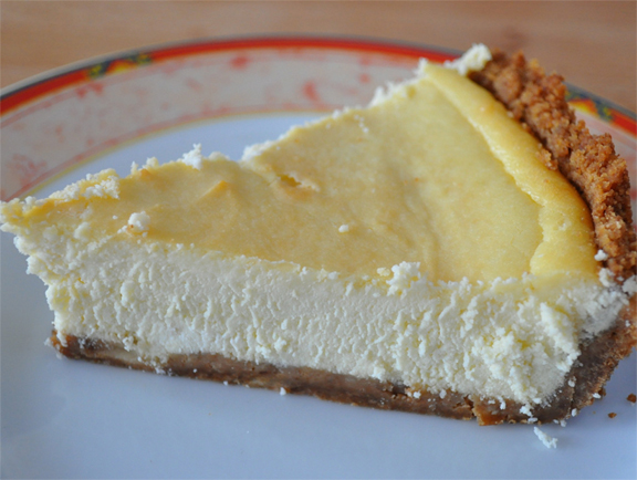 Savory Cheesecake picture