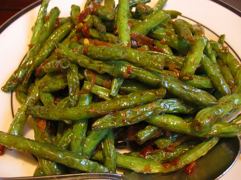Savory Green Beans picture