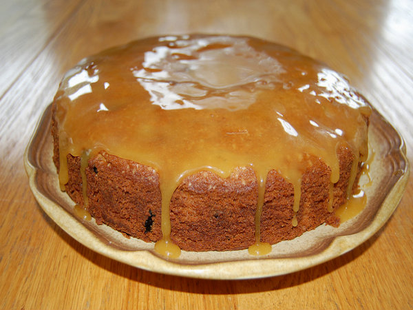 Old-Fashioned Spice Cake picture