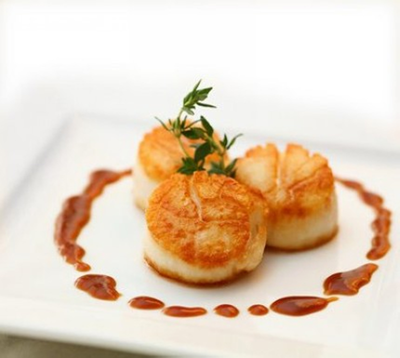 Scallop Fondue picture