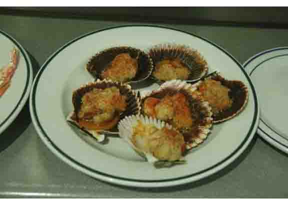 Scalloped Crab picture