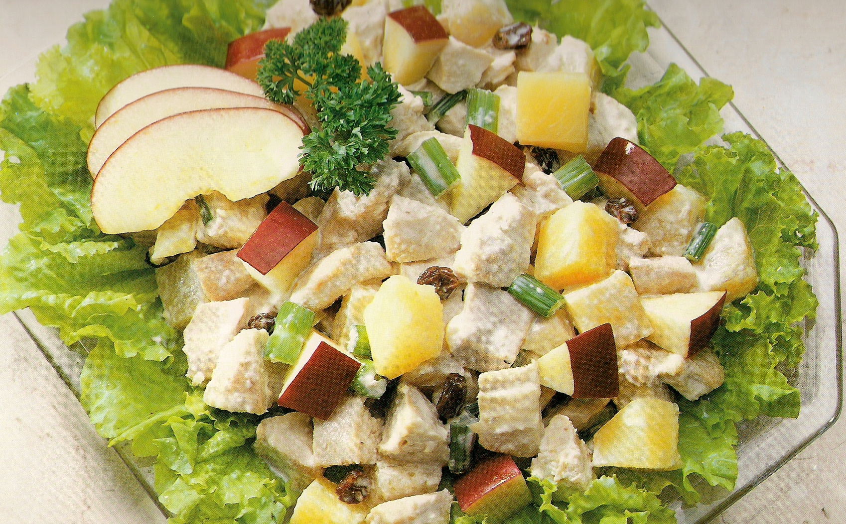 Hawaiian Chicken Salad  picture