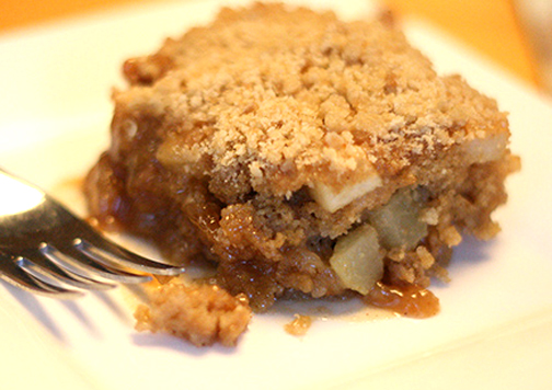 Scotch Apple Pudding picture