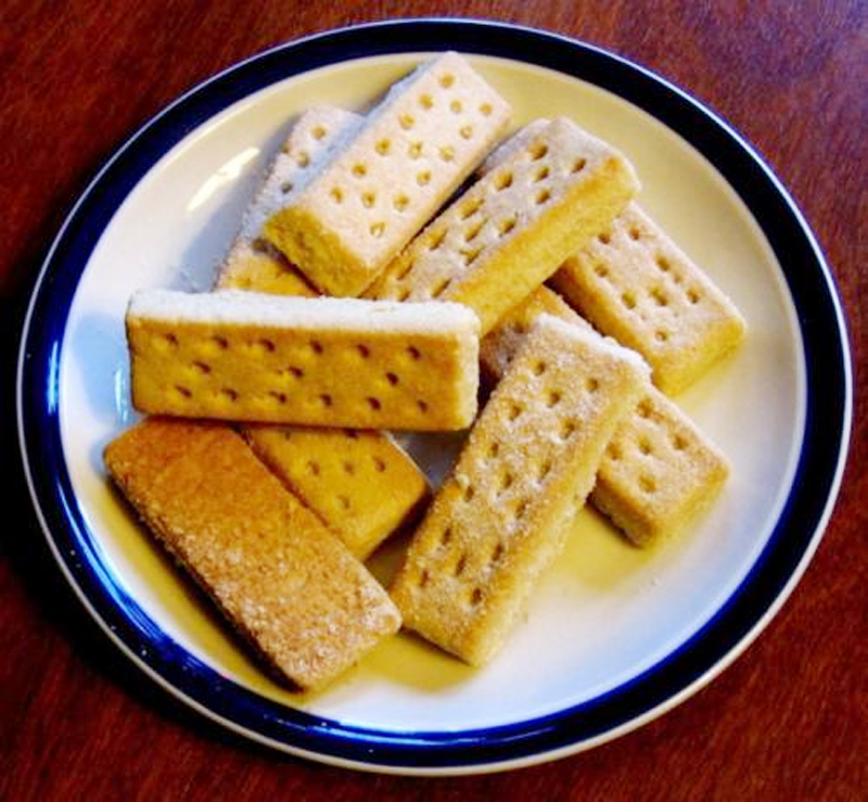 Easy Scotch Shortbread picture