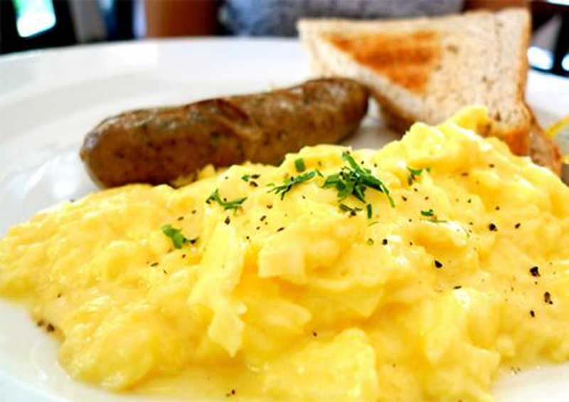 Cream Cheese Scrambled Eggs picture