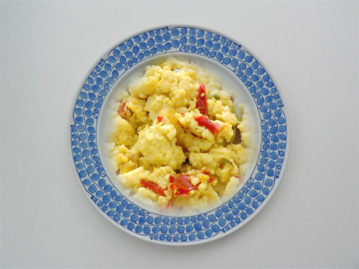 Scrambled Tofu picture