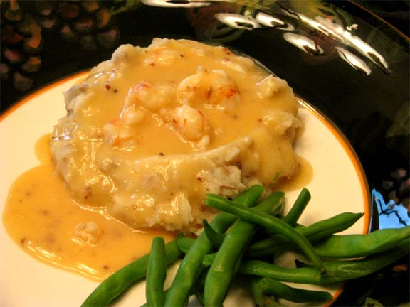 Seafood Newburg au Gourmet picture
