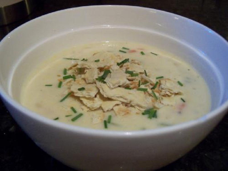 Sea Shell Clam Chowder picture